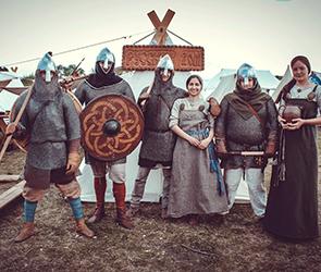 В воронежских Костенках на четыре дня воссоздадут «Русский Кагант» IX-XI веков