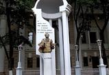 Памятник Пушкину в центре Воронежа отремонтируют за 1,2 млн рублей