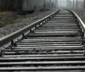В Воронеже возле Центрального парка поезд насмерть сбил пешехода