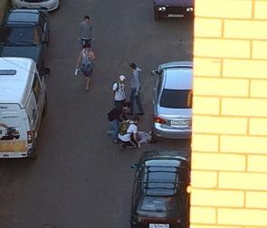 В Воронеже девушка выпала с 17-этажного дома