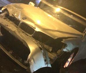 Устроивший массовое ДТП водитель BMW найден и помещен под стражу