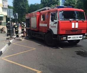 В Воронеже оцепили лютеранскую церковь из-за угрозы взрыва