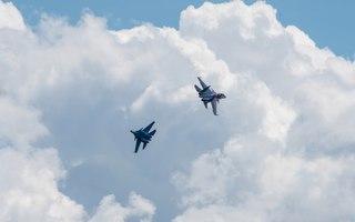 Авиашоу в Воронеже: взгляд из соцсетей