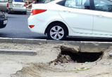 Часть улицы 45 Стрелковой дивизии может уйти под землю