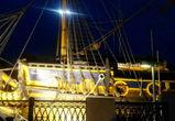 Воронежцы выкладывают в сеть фото светящегося корабля-музея «Гото Предестинация»