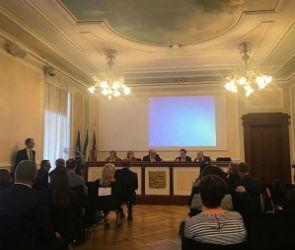 В Италии состоялась презентация Воронежской области