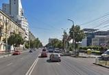 Участок улицы в центре Воронежа закроют на 1,5 месяца