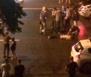 В Воронеже неизвестная женщина погибла под колесами иномарки