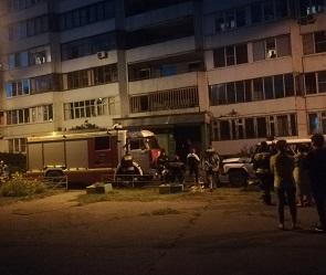В Воронеже 14-летняя девочка разбилась, упав с 16 этажа