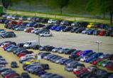 240 парковочных мест обустроили рядом с парком «Динамо»