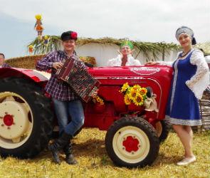 «Молвест» презентовал новый проект на выставке «День воронежского поля»
