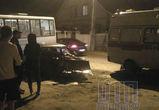 Очевидцы: в Воронеже в ДТП с автобусом погибла женщина