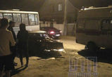 Стали известны подробности страшной аварии с ВАЗом и маршруткой