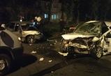 Опубликованы фото и подробности ночного ДТП с тремя погибшими в Воронеже