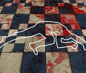 Ревнивый воронежец до смерти забил палкой и кулаками подругу, вдвое старше его