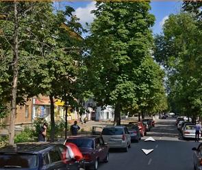 На улице Фридриха Энгельса появятся три зоны отдыха
