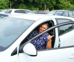 Победительница акции «Поехали» от ВТК рассказала, как выиграть автомобиль