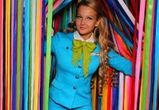 В Воронеже появился Ленточный лабиринт: 15 километров разноцветных лент