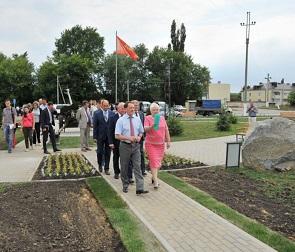 Губернатор: «В Воробьевском районе правильные отношения человека и природы»