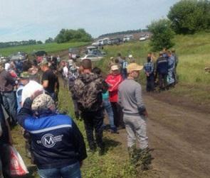 Пропавшего 3-летнего Артема нашли мертвым на границе с Воронежской областью