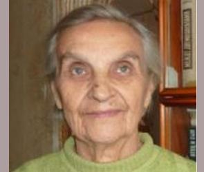 Воронежцев просят помочь найти 84-летнюю женщину, без вести пропавшую 17 июля