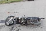 15-летний подросток погиб, врезавшись на мопеде в КамАЗ в Воронежской области