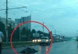 На улице Остужева насмерть сбили девушку