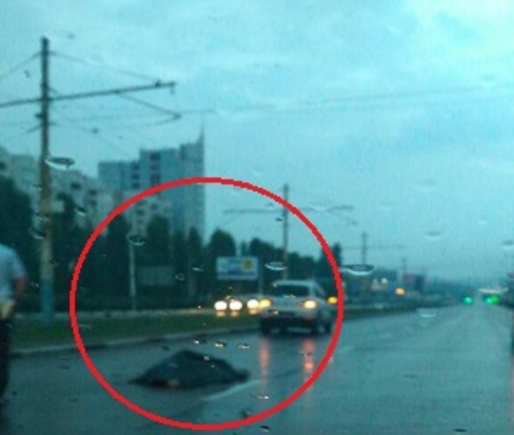 Стали известны подробности ДТП со сбитым пешеходом на Остужева