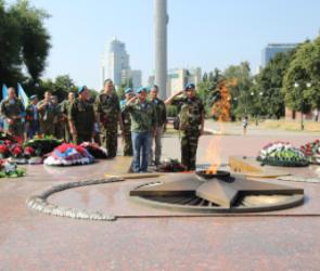 В Воронеже на день ВДВ могут отключить фонтаны