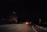 Появилось видео ДТП в Боровом, где были тяжело ранены молодые байкеры