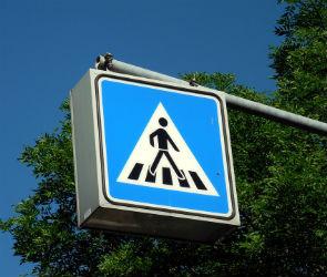 В Воронеже просят откликнуться свидетелей ДТП со сбитой девушкой-пешеходом