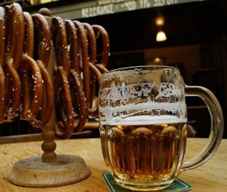 В Воронеже рядом с подростковым клубом продавали разливное пиво