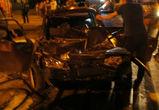Появились фото с места страшного ДТП на улице Машиностроителей