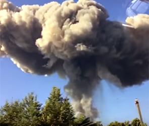 При взрыве боеприпасов на военном складе в Абхазии пострадали воронежцы
