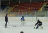 Юные хоккеисты остались за бортом школы олимпийского резерва