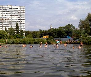 В Воронеже в водохранилище обнаружили труп рыбака