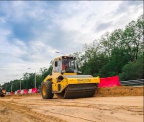 В 2017 году планируется отремонтировать почти 200 км автодорог под Воронежем