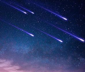 Знаменитый августовский звездопад воронежцы смогут наблюдать ночью 13 августа