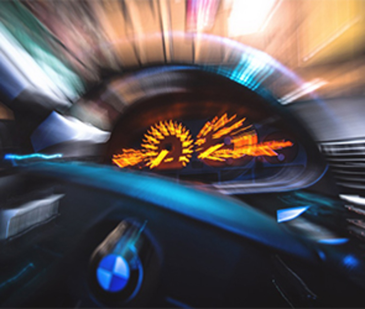 Камеры зафиксировали «Киа» воронежца, едущую со скоростью 1363 км/ч