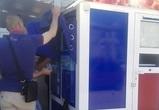 Остановка «Газовая» в Воронеже пустовала без игрового автомата 3 дня