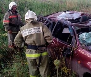 Водитель «Черри Тиго» погиб, выехав на «встречку» на трассе «Воронеж-Тамбов»