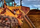 Житель воронежского села угнал гусеничный трактор, чтобы сдать его на металлолом