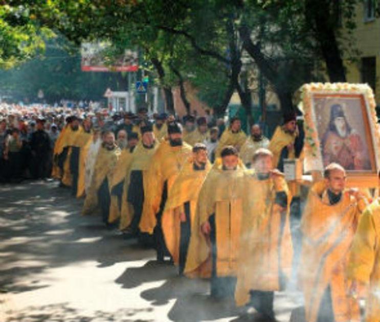 Из-за Крестного хода в Воронеже ограничат движение и запретят парковку