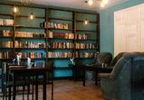 READ&EAT: В Воронеже открылось кафе для книгофилов, фанатов стрит-фуда и ПП