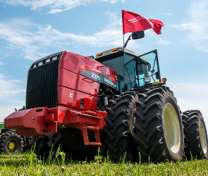 Год назад Ростсельмаш перенес производство трактора модели 2375 в Ростов-на-Дону