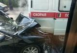 Воронежцы: Пьяный водитель «Тойоты» на огромной скорости врезался в «скорую»