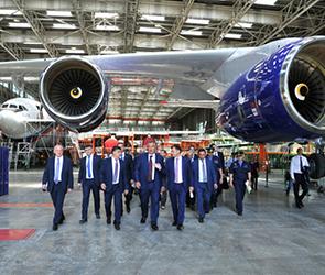 Рогозин: выпускаемый в Воронеже Ил-96-400 вернет внутренний рынок авиаперевозок
