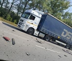 Опубликованы фото и подробности массовой аварии у села Лосево