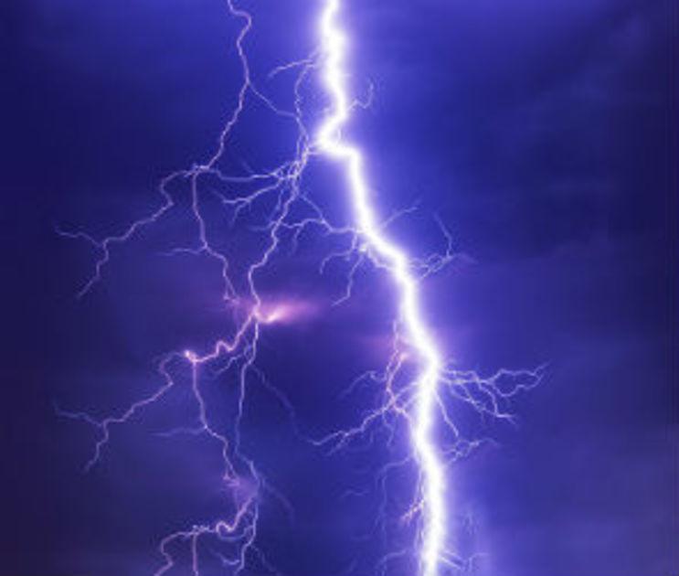 МЧС продлило «штормовое предупреждение» в Воронежской области еще на день
