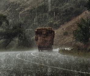 МЧС сообщило о ливнях, граде и штормовом ветре в Воронежской области